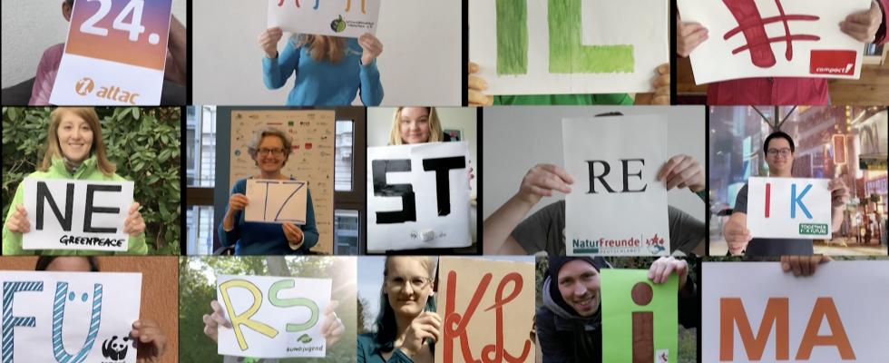 Aufruf zum Klimastreik
