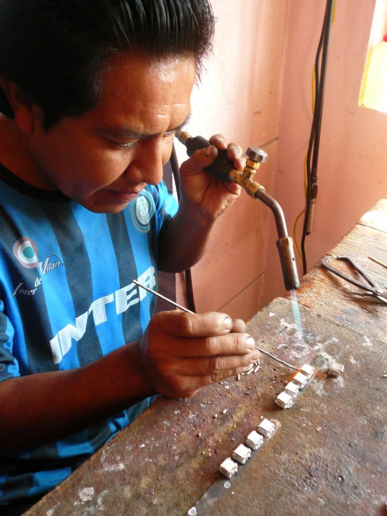 Handarbeit_Taxco