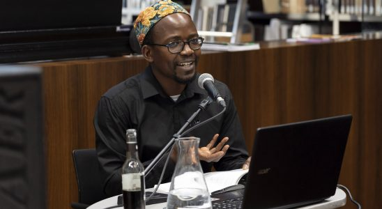 Dr. Keith Hamaimbo